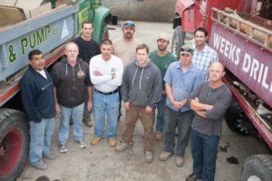507596-drill dept staff